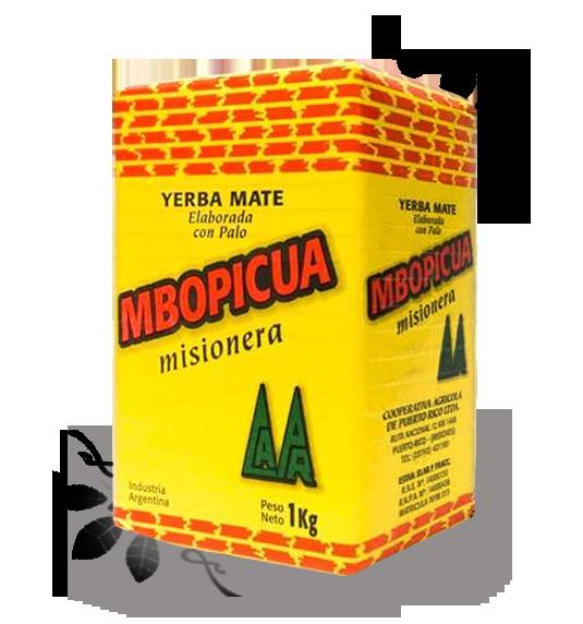 Yerba Mate Mbopicua